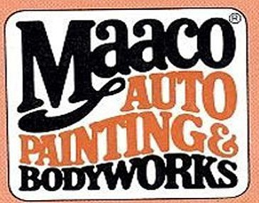 Retro: Maaco Logo