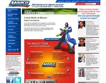Maaco america's body shop
