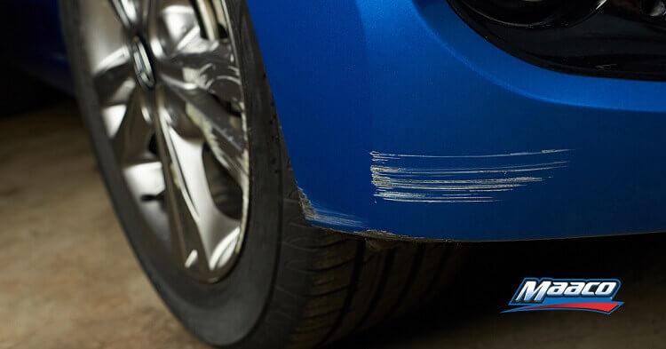 Car Panel Damage Repair