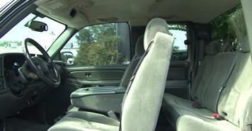 Cars & Stripes: 4 - Interior